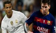 Vượt qua Ronaldo, Messi lập kỷ lục mới ở Champions League