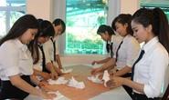 Rớt lớp 10 công lập, nhiều học sinh chọn Trung cấp Việt Giao