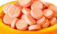 Đừng tùy tiện dùng vitamin C
