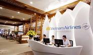 Vietnam Airlines tăng nhiều tiện ích, quyền lợi cho hội viên Bông Sen Vàng