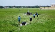 Bộ Quốc phòng công bố nguyên nhân 4 vụ rơi máy bay