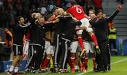 Xem Xứ Wales lội ngược dòng khó tin đánh bại Bỉ