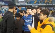 Incheon trụ hạng, CĐV Hàn Quốc cám ơn Xuân Trường