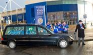 Xe tang xuất hiện ngày CĐV Leicester tri ân Ranieri