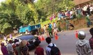 Thanh niên 18 tuổi tử vong sau cú tông trực diện xe tải