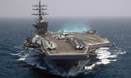 """Tàu sân bay Mỹ tại Trung Đông """"mất dạng"""""""