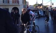Cựu tổng thống Pháp bị cảnh sát chặn vì phạm luật giao thông