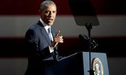 Phát biểu chia tay, Tổng thống Obama nhắc Nga, Trung Quốc