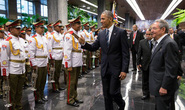 """TT Obama chấm dứt chính sách """"chân ướt, chân ráo"""" với Cuba"""