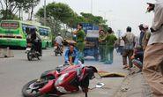TP HCM: Va chạm xe chở cồng kềnh, thanh niên trẻ thiệt mạng