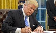 Tổng thống Trump ký sắc lệnh rút khỏi TPP