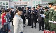 """Cảnh sát Trung Quốc giải cứu 32 """"cô dâu"""" người Việt"""