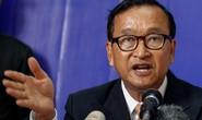 Campuchia: Thủ lĩnh đối lập từ chức