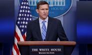 Cố vấn an ninh của ông Trump từ chức