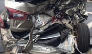 Xe đầu kéo tông nát đuôi Mazda 3, 2 phụ nữ trọng thương