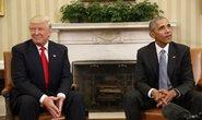 """Về tin đồn ông Obama """"đảo chính lật đổ TT Trump"""""""