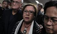 Nữ nghị sĩ chống Tổng thống Duterte bị bắt vì ma túy