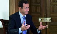 Ông Assad: Nga có thể ngăn Syria và Israel đối đầu
