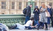 Những bức ảnh gây phẫn nộ trong vụ khủng bố ở London