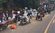 Vụ tai nạn 2 người chết ở Hoà Bình: Nhiều người lao vào hôi của