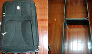 Trung Quốc: Bị bắt vì mang lên máy bay 2 vali làm bằng cocaine