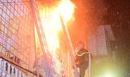 Cháy cửa hàng tạp hóa trong đêm, 2 mẹ con tử vong