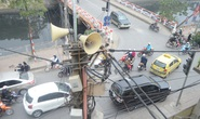 Hà Nội dừng phát loa phường hằng ngày tại 4 quận trung tâm