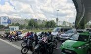 Thử nghiệm giải pháp giảm kẹt xe ở cổng sân bay Tân Sơn Nhất