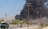 Taliban xông thẳng vào trụ sở cảnh sát, 193 người thương vong