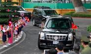 Lịch phân làn đường Hà Nội dịp đón Tổng thống Donald Trump