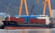Bí ẩn con tàu Triều Tiên bị LHQ trừng phạt rồi chạy vòng tròn