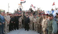 Iraq tuyên bố kết thúc cuộc chiến chống IS