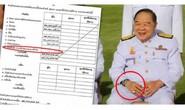 Đồng hồ sang của phó thủ tướng Thái Lan là đồ đi mượn