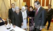 Những tặng phẩm đặc biệt giữa Chủ tịch nước và Nhật hoàng