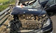 Bắt tài xế xe Mercedes vụ tai nạn 3 người tử vong trên cao tốc