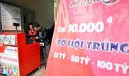 Hà Nội có vé trúng Vietlott 31 tỉ đồng