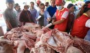 Giải cứu thịt heo hay cuộc chiến bán lẻ?