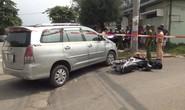 Ô tô rẽ phải tông xe máy, thanh niên 24 tuổi tử vong