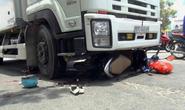 Bị xe tải tông, một phụ nữ mang thai nguy kịch