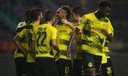 Aubameyang lập cú đúp, Dortmund hạ đẹp Milan