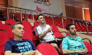 8 thầy Tây của futsal Việt