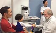 Ngày càng nhiều trẻ em mắc bệnh về mắt