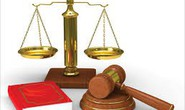 Đình chỉ giải quyết vụ án nguyên thẩm phán kiện Bộ Tư pháp