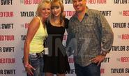 1 USD danh dự và thông điệp Đừng im lặng của Taylor Swift
