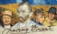 Bất ngờ với phim về cuộc đời danh họa Van Gogh