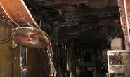 Thay bình gas gây cháy nhà, 2 người bị bỏng