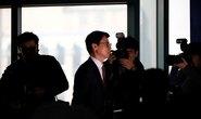 """Bà Park Geun-hye là """"nghi phạm nhận hối lộ"""""""