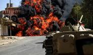 IS bị đánh bật khỏi những mảnh đất cuối cùng