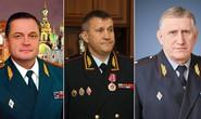 Hàng loạt tướng Nga bị cách chức
