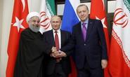 Nguy cơ Syria bị chia cắt